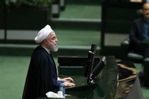 روحانی فردا به مجلس می رود