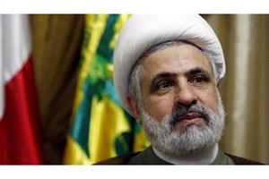قائم مقام دبیر کل حزب الله لبنان در دانشگاه امام صادق (ع) سخنرانی می کند