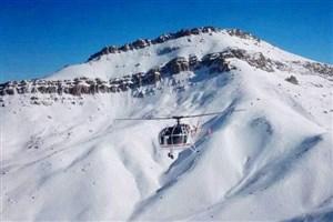 توقف سومین روز جستجو در ارتفاعات اشترانکوه/ پیکر یک کوهنورد همچنان زیر برف است