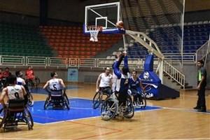 اردوی تیم ملی بسکتبال با ویلچر برگزار میشود