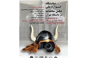 نمایشگاه جشنواره ملی عکس شاهنامه به دانشگاه تهران رسید