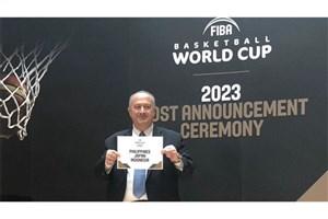 جام جهانی ۲۰۲۳ بسکتبال هم در آسیا خواهد بود