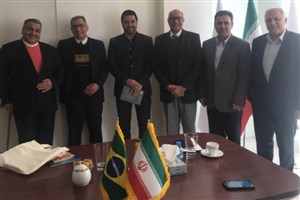 میزبان مدیران ارشد سازمان توسعه و تجارت برزیل (ApexBrazil) بود