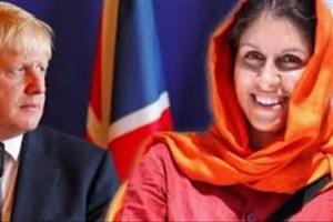 گاردین: نگاه همسر نازنین زاغری به سفر جانسون به ایران است