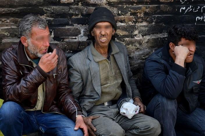 افراد بی خانمان