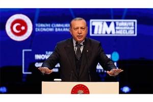 اردوغان : قدس نور چشم و خط قرمز ماست / اسرائیل غاصب است