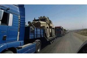 تداوم ارسال سلاح آمریکایی به کردها در سوریه