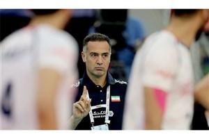اکبری: هر اتفاق خوبی در قهرمانی والیبال  جهان دور از دسترس نیست