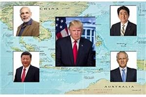 تلاش های ترامپ برای نفوذ در منطقه آسیا-اقیانوس آرام