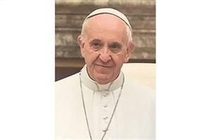 پاپ :کشورهای جهان برای خلع سلاح هسته ای تلاش کنند