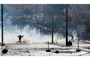 حملات ادامه دار رژیم صهیونیستی به تجمعات  فلسطینیان