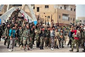 انتقام ارتش سوریه از تروریستها