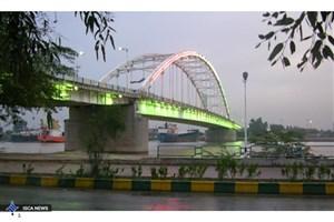 اعتبار پل خرمشهر-بصره  در بودجه  سال آینده ۸۲ درصد کاهش یافت