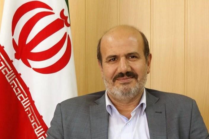 نعمت اله اکبری رئیس سازمان مدیریت و برنامه ریزی استان اصفهان