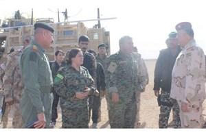 ایجاد مرکز هماهنگی مشترک در مرزهای عراق و سوریه