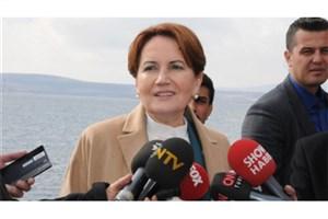 انتقاد رهبر یکی از احزاب اپوزیسیون از اردوغان