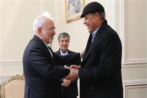 دیدار خداحافظی سفیر آفریقای جنوبی با ظریف