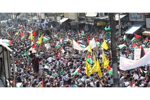 ادامه تظاهرات حمایت از قدس در پایتخت های مختلف جهان