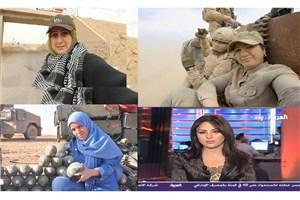 مردم عراق به حضور خبرنگار طرفدار داعش در جشن پیروزی معترض شدند