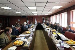 برگزاری جلسه ستاد ملی پشتیبانی تیم ملی در جام جهانی با حضور تاج و وزیر ورزش