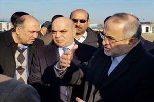 اتصال ریلی ایران به آذربایجان تا دو هفته آینده/ بهره برداری؛ ۴ دی