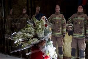 پوشش حمایتی از خانواده آتش نشانان جان باخته در حین خدمت  و شهدای پلاسکو