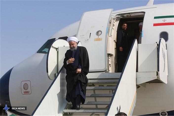 روحانی هفته آینده به کرمانشاه سفر می کند