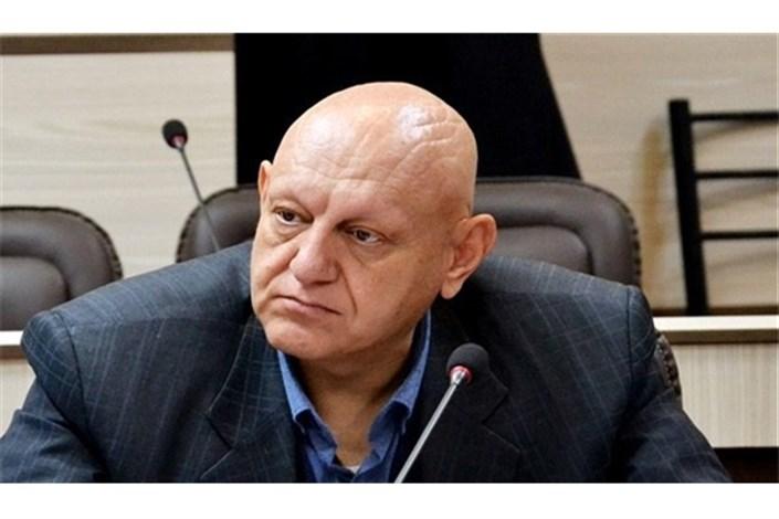 دکتر محمود پوریوسف رئیس دانشگاه آزاد اسلامی واحد ارومیه