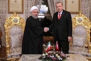 رئیس جمهوری پیروزی اردوغان را تبریک گفت