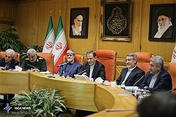جلسه شورای عالی مدیریت بحران کشور