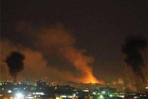 رژیم صهیونیستی مواضع مقاومت در غزه را مورد هدف قرار داد
