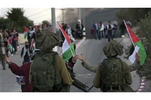 هجوم صهیونیست ها به آمبولانس فلسطینی و بازداشت دو دختر نوجوان