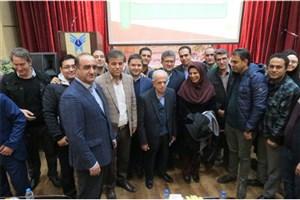مراسم گرامیداشت هفته پژوهش دردانشگاه آزاد اسلامی واحد فیروزکوه برگزار شد