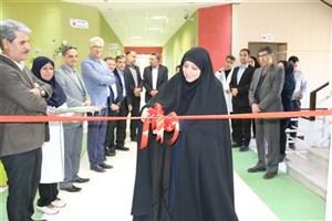 افتتاح بخش آندوسکوپی بیمارستان شاه ولی دانشگاه آزاد اسلامی یزد