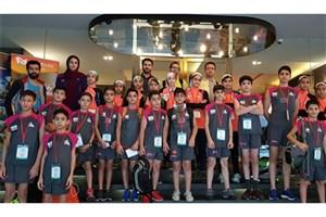 آغاز مسابقات سنگنوردی قهرمانی آسیا با حضور نمایندگان ایران