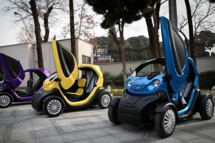 یوز؛ اولین خودروی برقی از دانشگاه آزاد به خیابان
