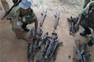 تجهیز سلاح آفریقای مرکزی توسط روسیه