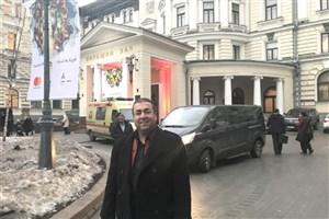 اجرای پیام عزیزی در کنسرواتوار چایکوفسکی