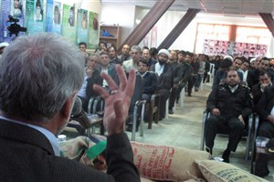یادواره شهید جاسم امامی و گرامیداشت 363 شهید شهرستان ایوان