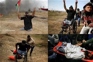 جانباز فلسطینی پیش از شهادت چه گفت؟