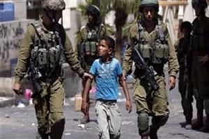 بازداشت کودک 6 ساله فلسطینی از سوی نظامیان صهیونیست