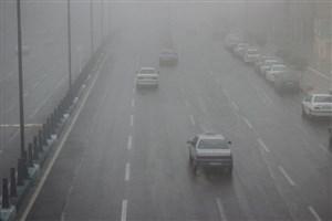 ترافیک سنگین در آزادراه کرج/مه گرفتگی در محور شمال غرب کشور