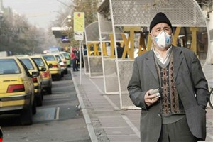 تا عصر پنجشنبه، خبری از باد و باران نیست!/در  شصت و دومین روز آلوده سال تنفس می کنیم