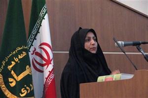 اولین مدیر زن در ریاست سازمان جهاد کشاورزی قزوین منصوب شد