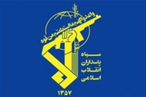 سپاه از مردم، بسیج، نیروی انتظامی و سربازان گمنام امام زمان(عج) قدردانی کرد