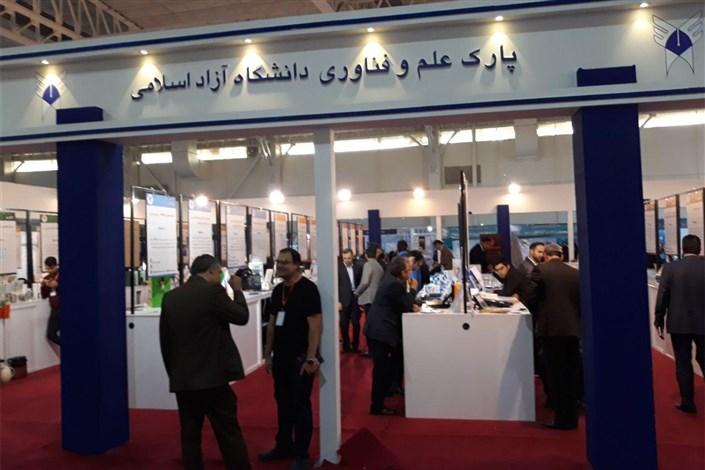 غرفه ی دانشگاه آزاد به عنوان غرفه ی برتر در نمایشگاه پژوهش و فناوری انتخاب شد