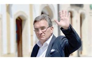 برانکو و دستیارانش راهی سفارت کرواسی شدند