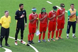 تیم فوتبال پنج نفره ایران نایب قهرمان آسیا شد