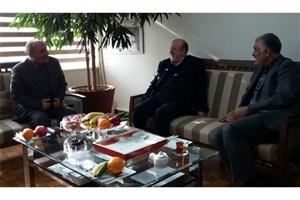 مدیران پرسپولیس و استقلال به دیدار گلمحمدی رفتند