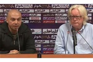 شفر: برخی قرضی جدا میشوند، یک مهاجم میخواهم/امیدوارم جباری و باشگاه استقلال به هم نزدیک شوند
